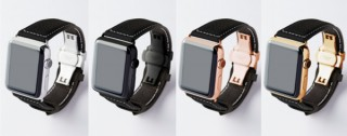 EPONAS、Apple Watch Series 6の発表を記念したレザーバンドの新色を発売