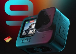 GoPro、5K動画対応や新前面ディスプレイ搭載の「HERO9 Black」を発表