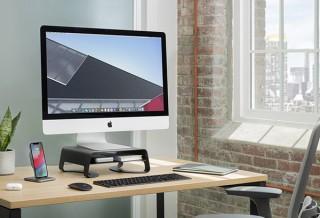 フォーカルポイント、ディスプレイの高さを変えて肩や腰の負担を減らすCurve Riserを発売