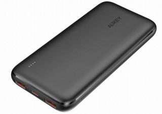 大容量10000mAhで18W PD3.0&QC3.0対応のモバイルバッテリー「AUKEY PB-N73S」