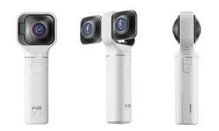 FOX、360度撮影モードとVR180度撮影モードを切り替え可能な全天球カメラを発売