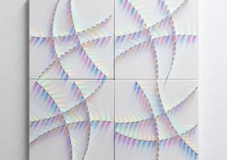 東京工芸大学のカラボギャラリーの第6回企画展「光が重なるとき、新しい色が生まれる」