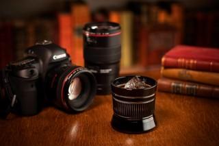 キヤノンMJ、「江戸切子レンズグラス」をオンラインショップで販売