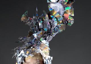 頭部を斬新にデザイン・装飾する「ヘッドアート」を題材としたコンテストが開催中