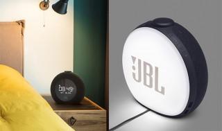 高音質サウンドで自然な目覚めを誘うアラーム付きスピーカー「JBL HORIZON 2」