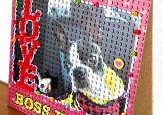 オリジナルデータをプリントできる玩具ブロックのベース「スクエアプレート」を岡田工芸社が商品化