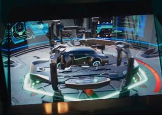 ソニー、3DCG映像を裸眼視できる空間再現ディスプレイ「ELF-SR1」発売