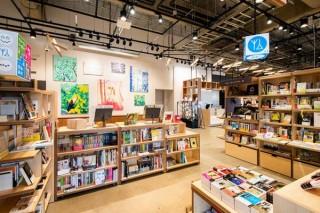 「発見と連想」をコンセプトにした体験型書店「ダ・ヴィンチストア」オープン