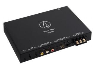 オーディオテクニカ、車載専用のハイレゾ対応メディアプレーヤーを発売