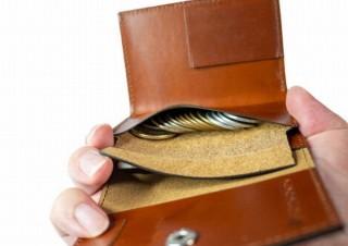 ミニマルを追求し、コンパクト財布と名刺入れが合体した「SIGOSOTO miniWALLET」発売