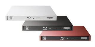 ロジテック、UHD BD対応のUSB3.2 Gen1ポータブルブルーレイドライブを発売