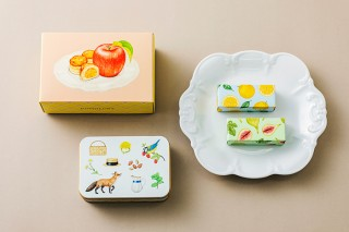【お菓子連載・甘いときめき、小さな宝箱】第9回「POMOLOGY」パッケージ、味わいからも果物のおいしさと美しさが伝わるブランド