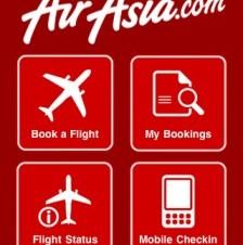 羽田に就航した格安航空会社「エアアジアX」のiPhoneアプリ