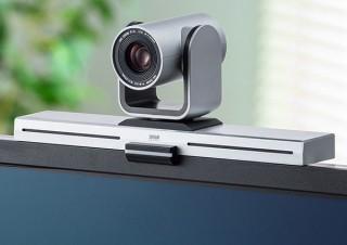 サンワサプライ、オンライン会議に便利な10倍ズーム対応の広角USBカメラを発売
