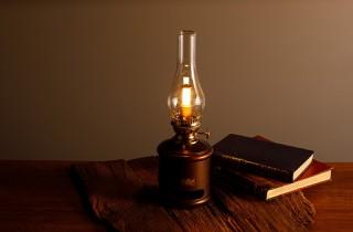 アラジン、オイルランプのような見た目のランタンスピーカーを発売