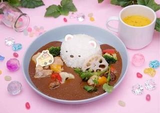 「すみっコぐらし もぐらのおうちカフェ」が期間限定オープン!! 11月6日(金)から
