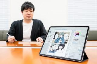iPadで描く作品のクオリティがあがる! マンガ家ホリプーさんが「MORISAWA PASSPORT for iPad」を使う理由