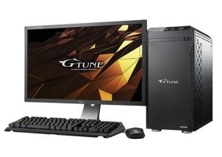 G-Tune、水冷クーラーを標準搭載したマイクロタワーPCの最上位モデルを発売