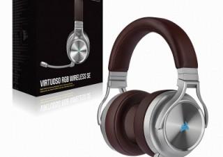 CORSAIR、ハイレゾ対応のワイヤレスゲーミングヘッドセットを発売