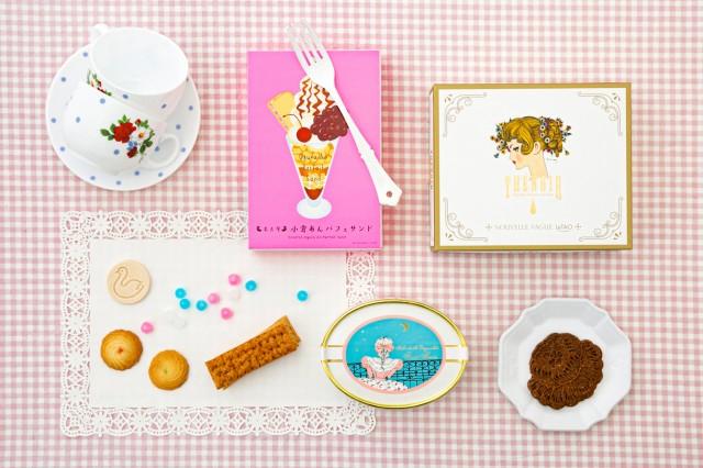 レトロでかわいいお菓子のパッケージ特集!パケ買い、お土産にも