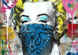 LA在住ストリートアーティストのMR.BRAINWASHによる日本初の大型個展「LIFE IS BEAUTIFUL」