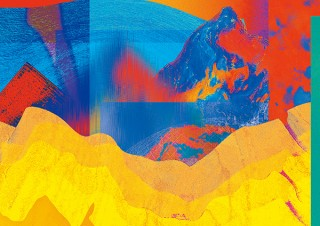 【DESIGN DIGEST】CDジャケット『極彩色の祝祭/ROTH BART BARON』、ポスター『WATERS takeshiba』、書籍カバー『オルタネート/加藤シゲアキ』(2020.11.25)