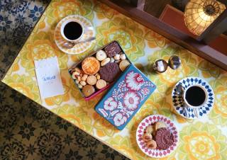【お菓子連載・甘いときめき、小さな宝箱】第12回「cake太陽ノ塔」ノスタルジックでかわいいパッケージ!クッキー缶が人気のパティスリー