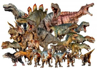 「ディノアライブ」に登場する恐竜たちのアートとしての側面に注目した展覧会が開催中