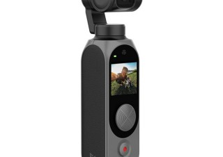 Pergear、長時間撮影が可能なジンバル付き小型カメラ「FIMI PALM 2」を発売
