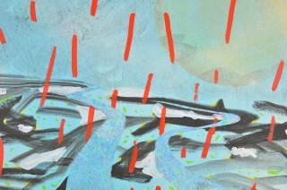 """墨田区の""""地域性""""の要素も垣間見える松永直氏の個展「Panta Rhei to Curtis LeMay」"""