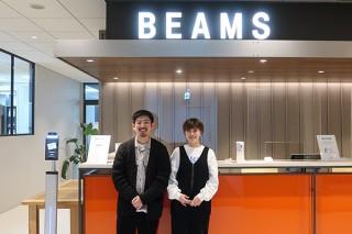 """「BEAMSを知らないZ世代」へ向けた新レーベルが誕生。新たな顧客獲得への挑戦と、変わらない""""人の魅力"""""""
