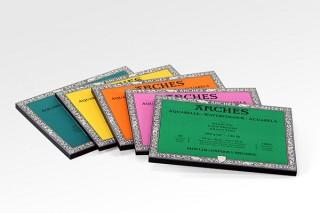 マルマン、名だたる芸術家たちに愛されてきた水彩紙など「アルシュ」製品の取り扱いを開始