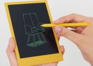 キングジム、電子メモパッド「ブギーボード」シリーズにA6手帳サイズ追加