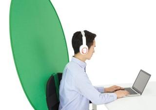 エレコム、Web会議やゲーム実況に便利な「折りたたみ式クロマキー背景スクリーン」を発売