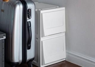 サンワサプライ、4段重ねできて中身が見えない「引き出し式収納ケース」発売