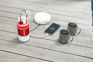 イグフィコーポレーション、ソーラーパネルや自転車から充電できるモバイルバッテリーを発売