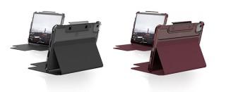 プリンストン、UAG製の10.9インチiPad Air用「LUCENT」ケースを発売