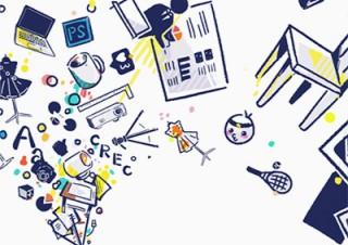 明星大学デザイン学部、第4回卒業研究報告展をオンライン形式で開催