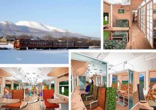 日本初、長野でリゾート列車貸切のトレインワーケーションなどが楽しめる体験会開催