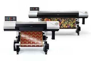 ローランドD.G.がUV-LEDプリンタ「VersaUV LEC2シリーズ」から新たな2機種を発表
