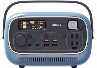 Aukey、昭和レトロ的な可愛いデザインのポータブル電源「PowerStudio」発売