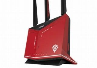 シャア専用っぽさのある「Wi-Fi無線ルーター」、ASUSから発売