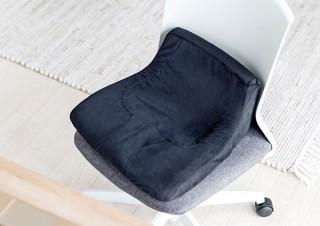 サンワサプライ、腰の疲れを低減する高反発クッションを発売