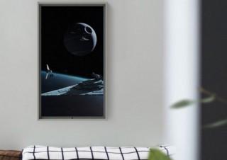 スター・ウォーズの宇宙船の窓からの景色が見られる「スマートディスプレイ」発売