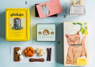 【お菓子連載・3時のおやつ図鑑】2月22日は猫の日!猫モチーフのかわいいお菓子パッケージ