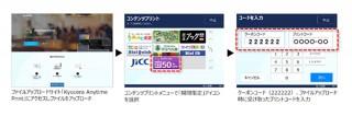 京セラがコンビニプリントを半額で提供する「在宅勤務応援プラン」の期間を3月末まで延長