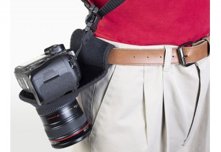 オプテック、腰元にカメラを固定できるアイテム「グラスプイット」を発売