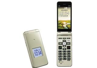 au、音声ガイダンスによる迷惑電話の抑止機能を搭載した「かんたんケータイ」を発売