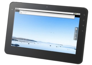 オンキヨー、法人向けAndroid 2.2搭載タブレット「TAシリーズ」2モデル