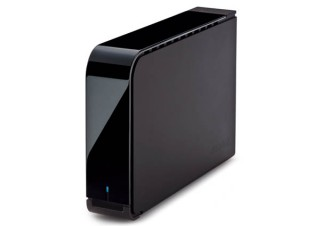 バッファロー、大容量データも短時間で転送できる高速規格USB3.0対応3TBのハードディスク